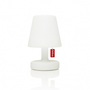 Lampe de table Edison the petit H 25cm / LED - Rechargeable sur secteur - Fatboy