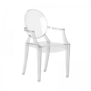 Fauteuil Louis Ghost - Kartell
