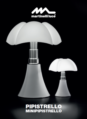 Lampe de table Pipistrello - Martinelli Luce