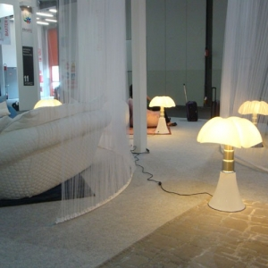 Lampe de table Pipistrello - Martinelli Luce