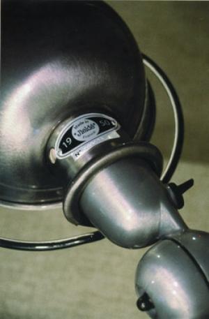 Lampe de table Signal / 2 bras - H max 60cm - Jieldé
