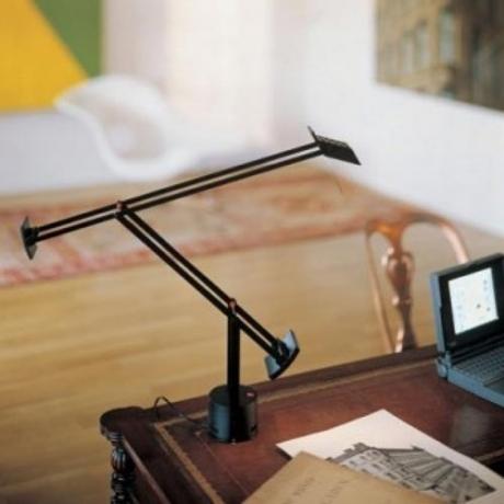 Lampe de table Tizio Micro